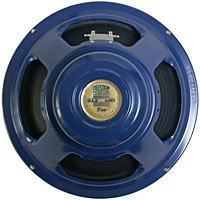 фотография динамика CELESTION ALNICO BLUE
